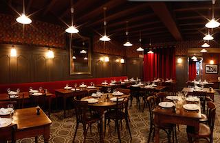 La salle restaurant